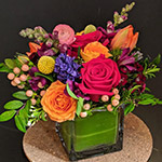 Aranjament flori naturala Floraria Bloom Galati